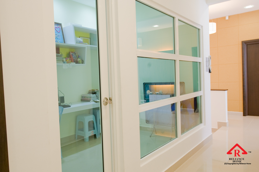 Reliance Home glass partition-6
