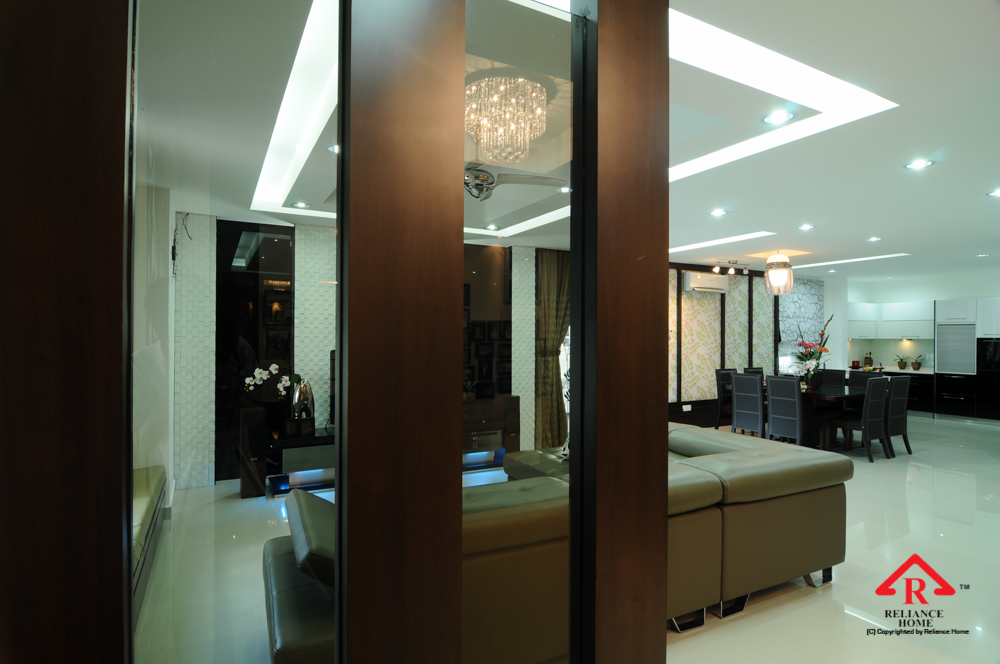 Reliance Home glass partition-8