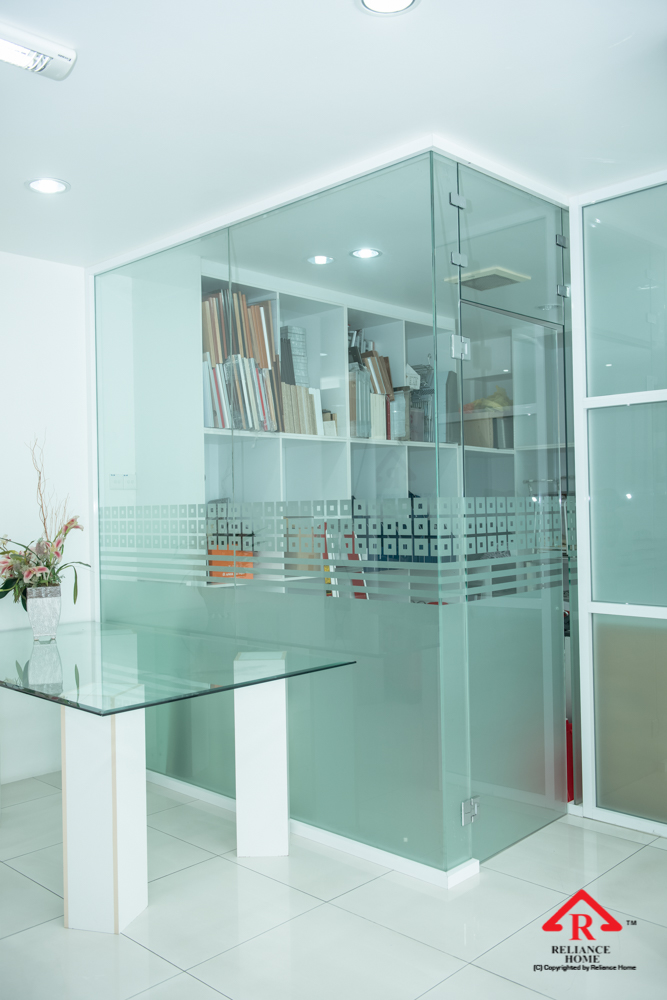 Reliance Home office partition-24