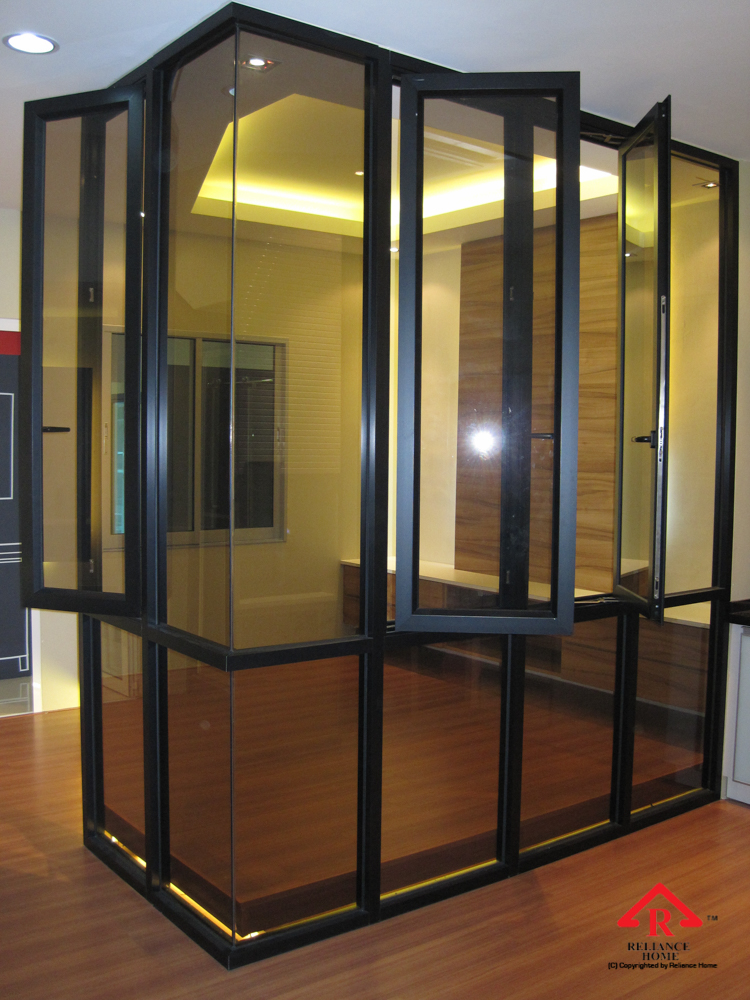 Reliance Home office partition-5