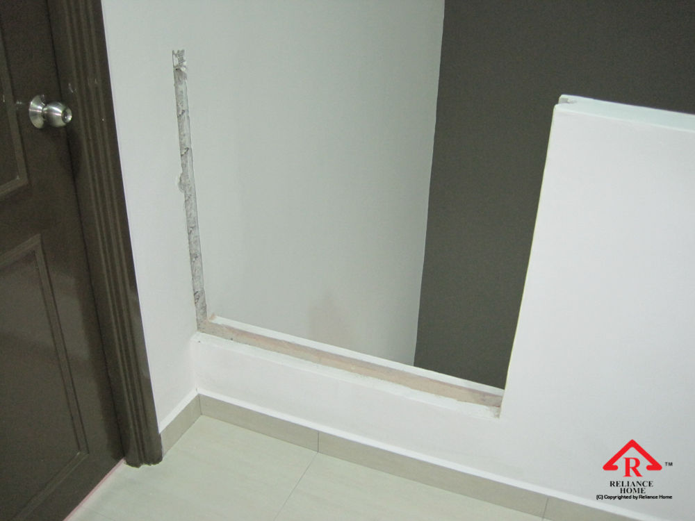 Reliance Home staircase glass under construction photos-8