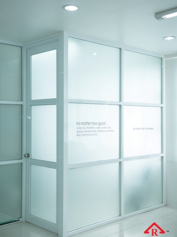 glass partition, partition, glass wall, glass rail, office partition, office design