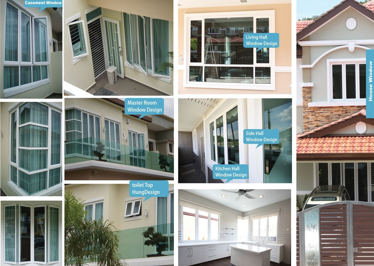 Aluminium Casement Window Reliance Home