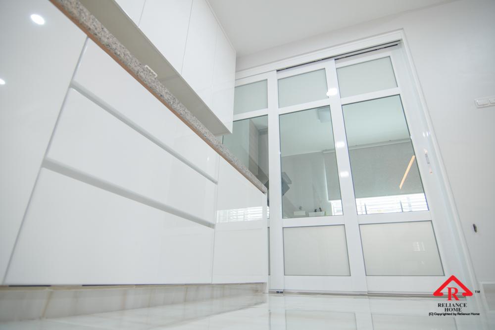 Reliance Home Swing Door pink color frame_-17