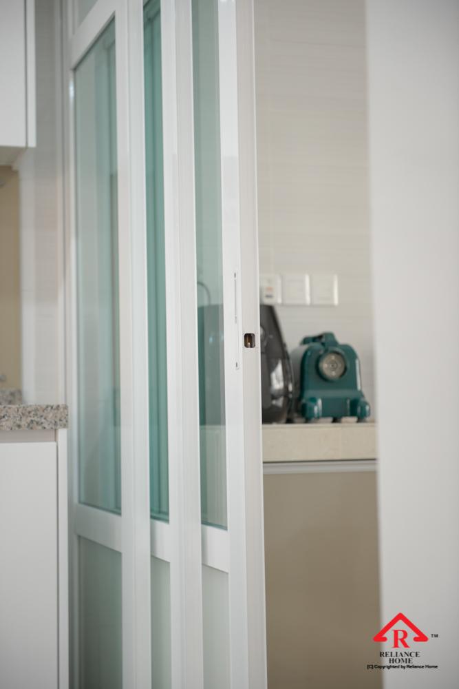 Reliance Home Swing Door pink color frame_-20