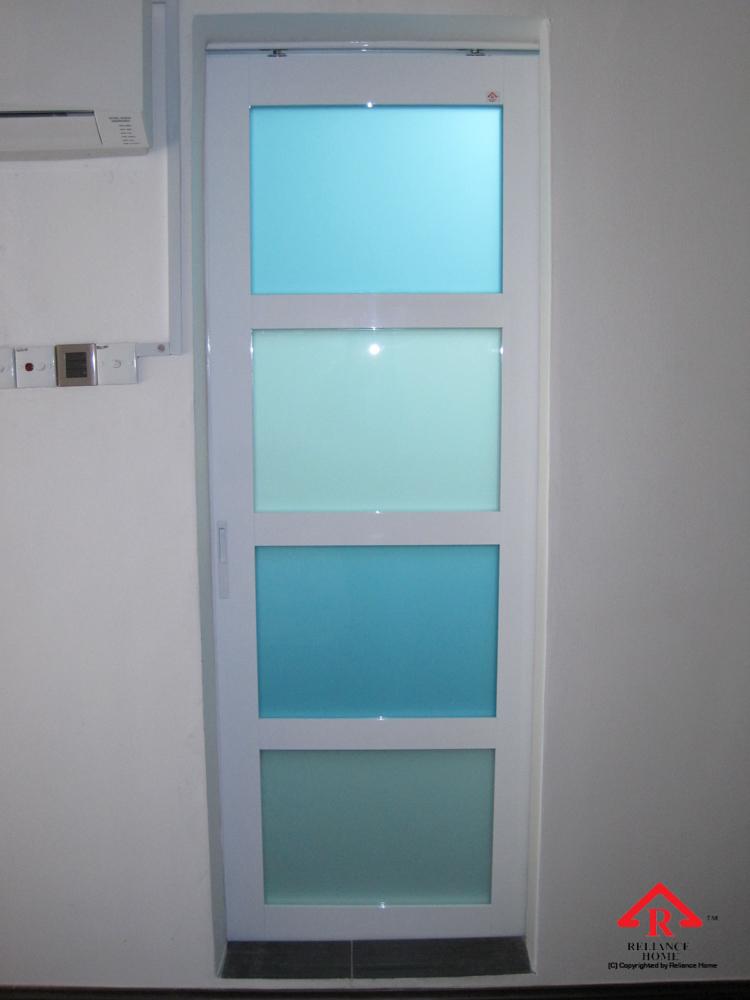 Reliance Home Swing Door pink color frame_-3