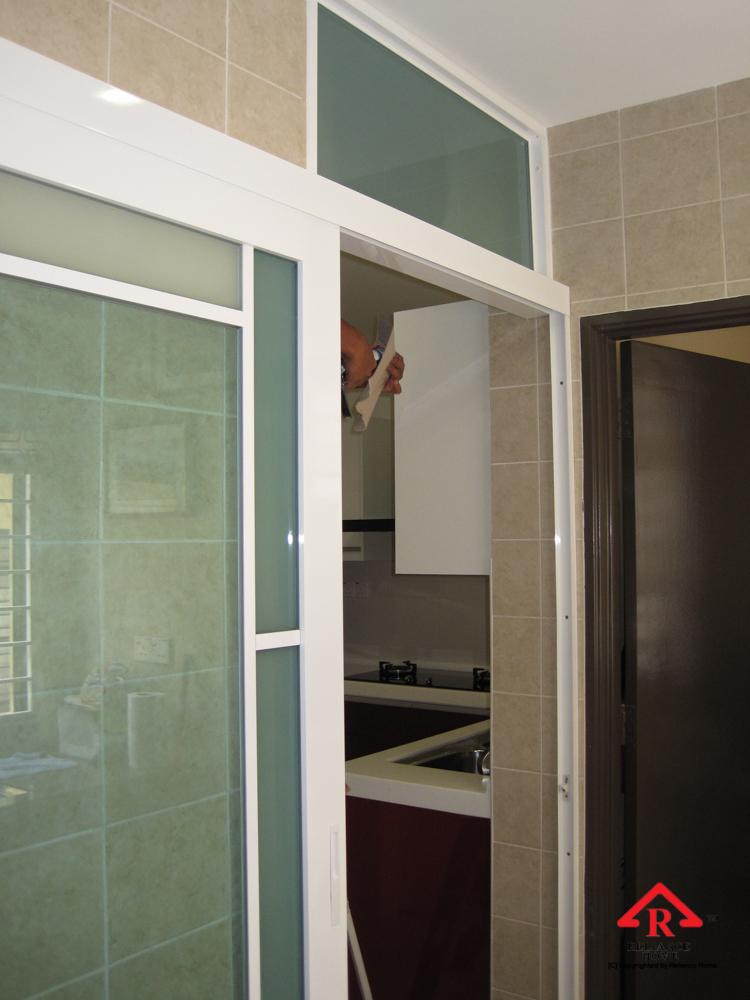 Reliance Home Swing Door pink color frame_-5