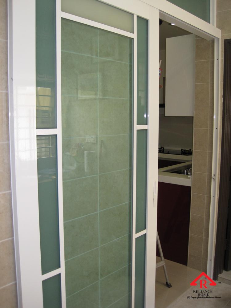 Reliance Home Swing Door pink color frame_-6