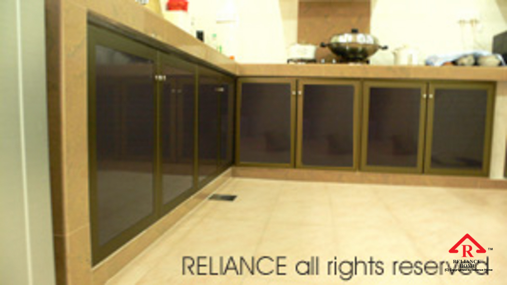Reliance Home aluminum cabinet door-10