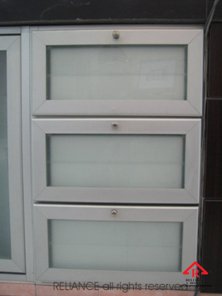 Reliance Home aluminum cabinet door-12