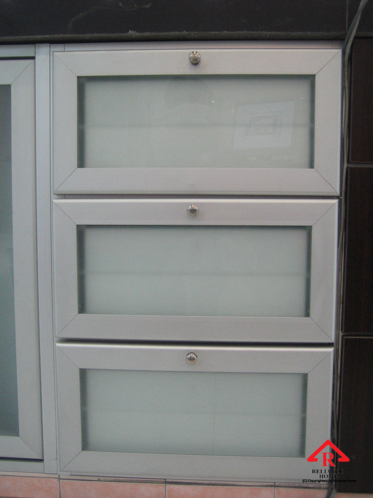 Reliance Home aluminum cabinet door-5