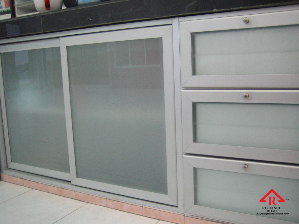 Reliance Home aluminum cabinet door-6