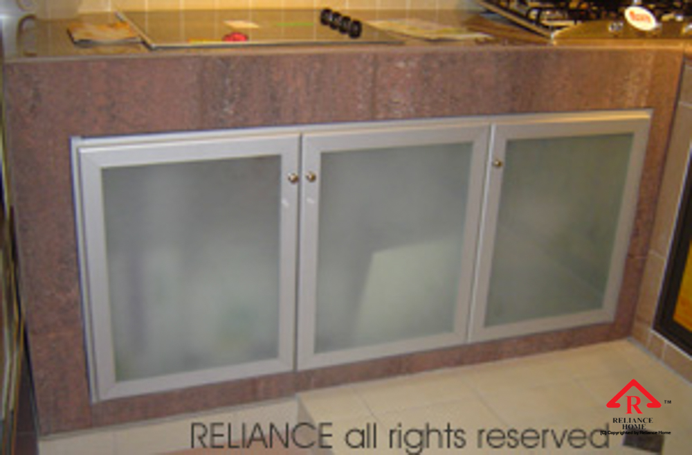Reliance Home aluminum cabinet door-9