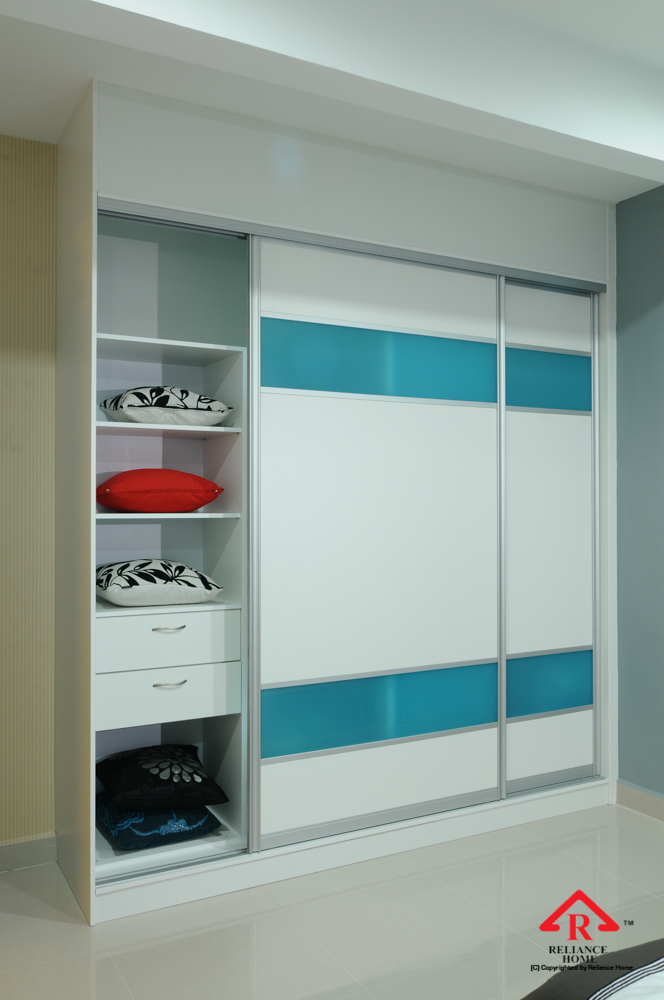 Reliance Home antijump wardrobe door-18