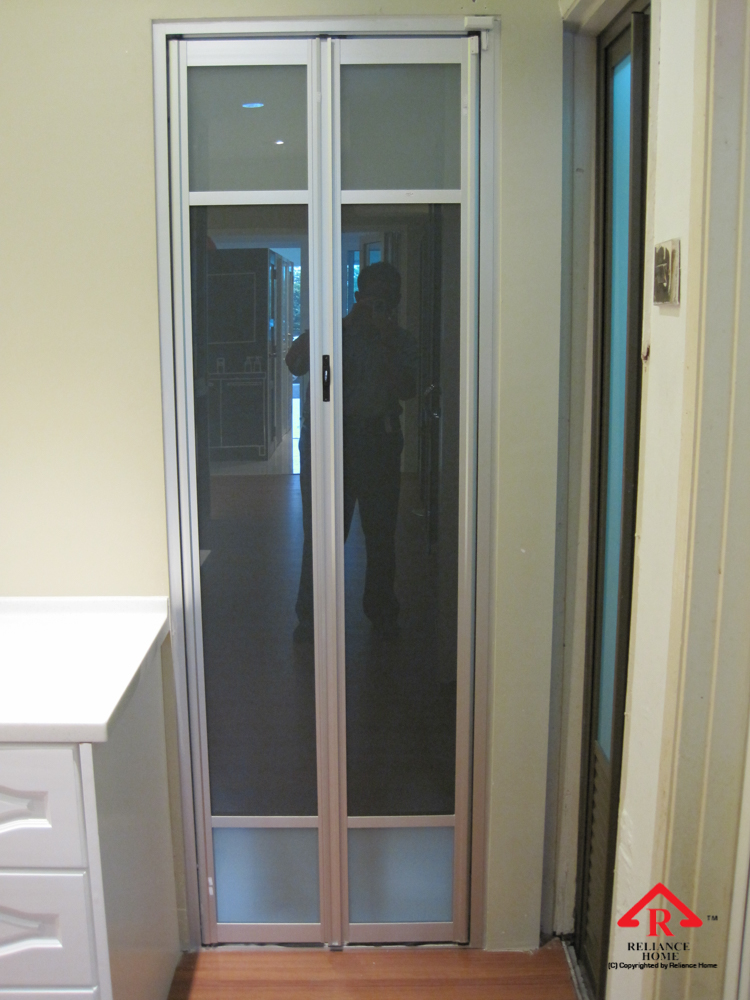 Reliance Home maid room door-15