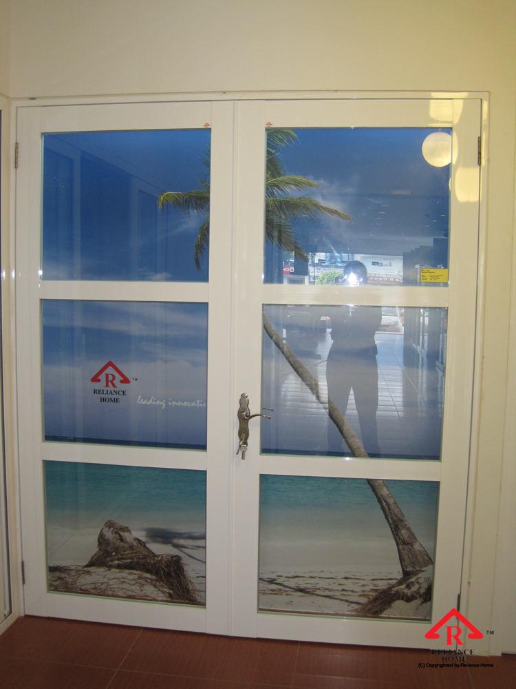 Reliance Home study room door-11