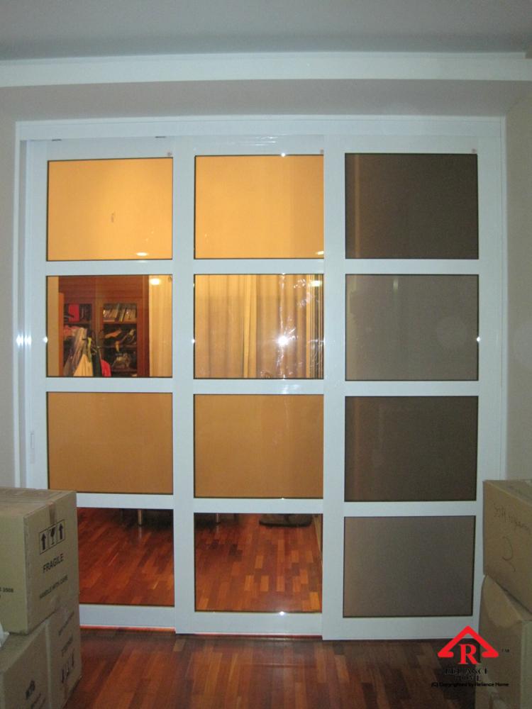 Reliance Home study room door-13