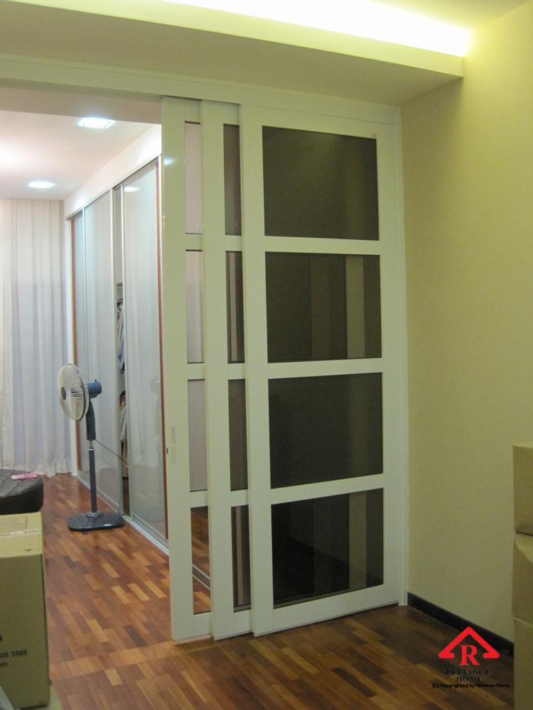 Reliance Home study room door-14
