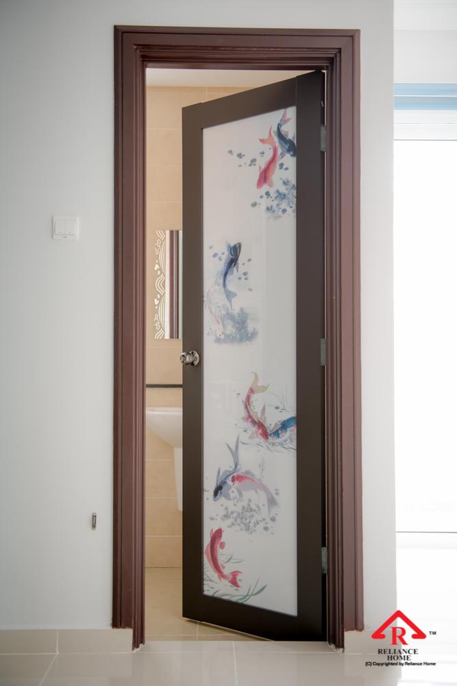 Reliance Home study room door-15