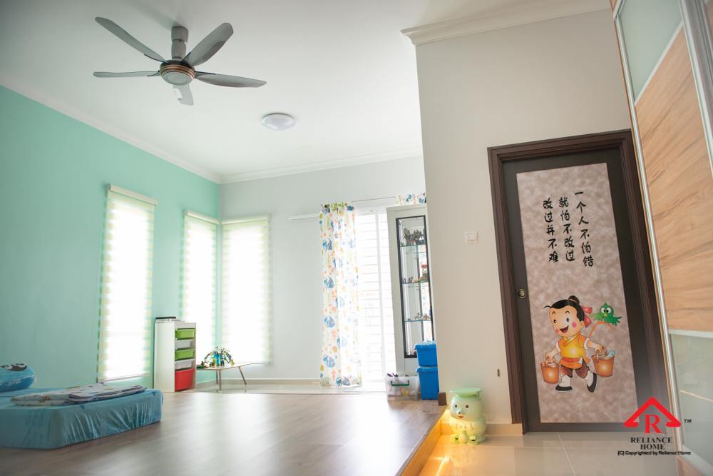 Reliance Home study room door-18
