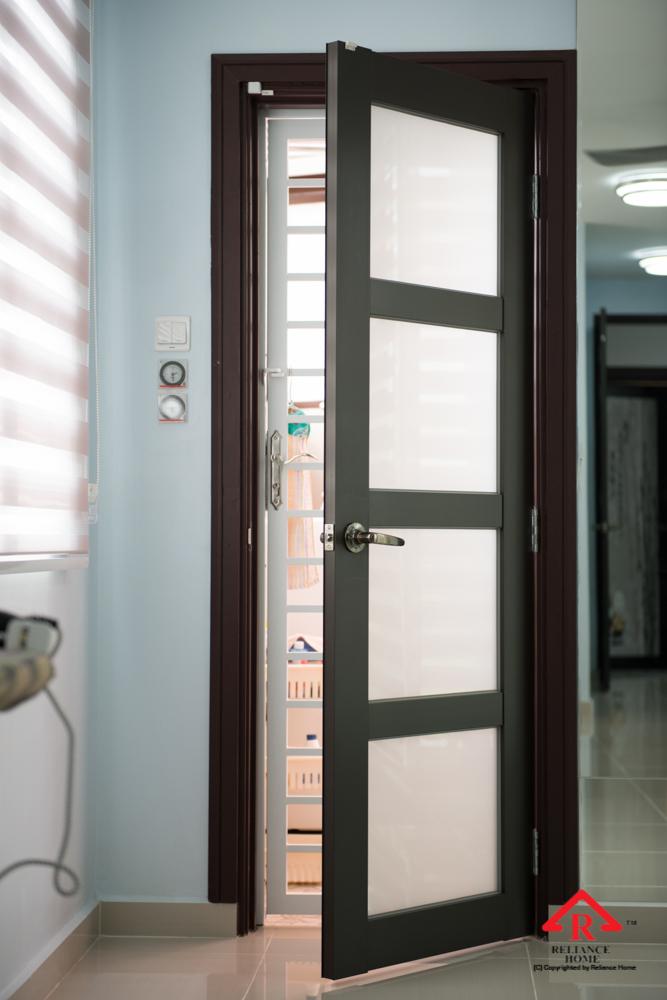 Reliance Home study room door-20