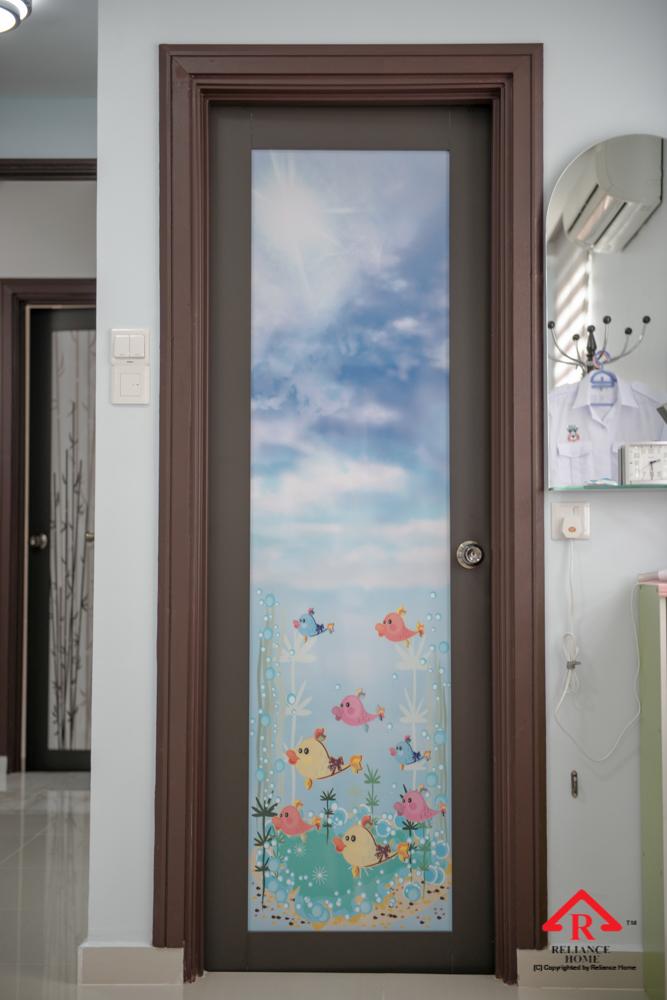 Reliance Home study room door-21