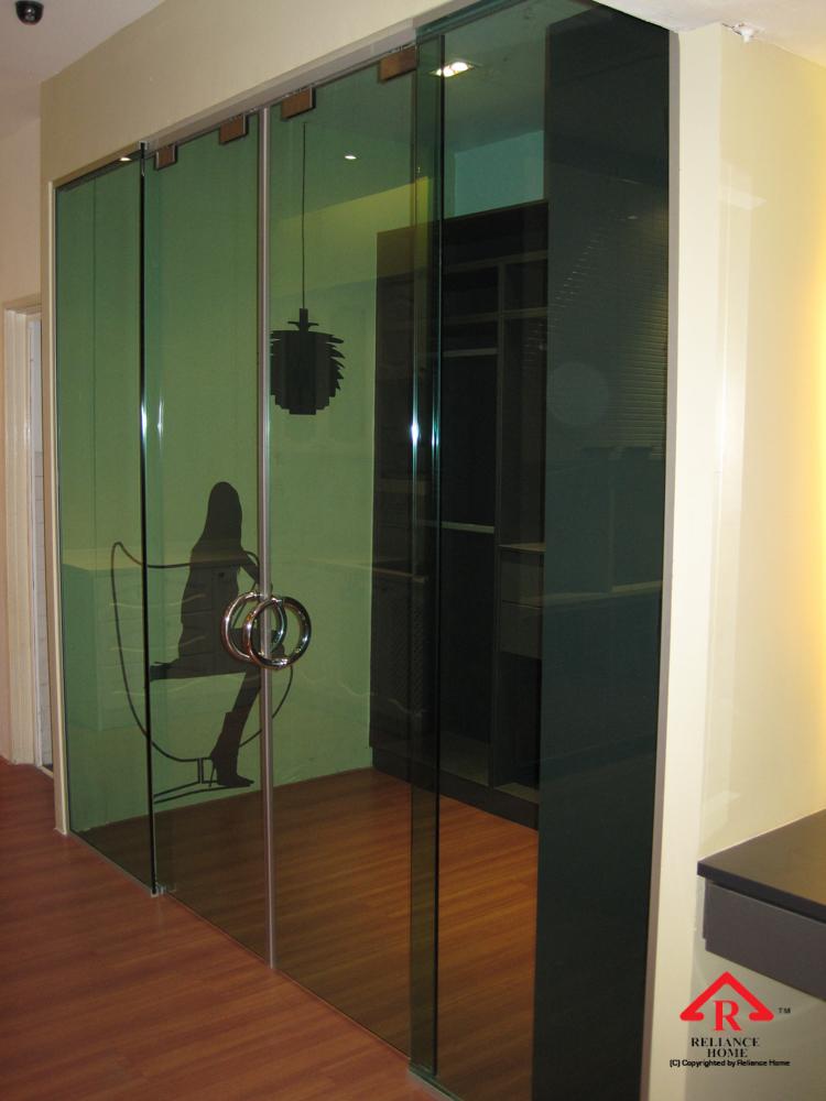 Reliance Home study room door-4