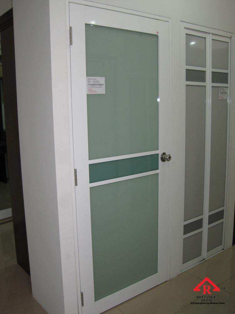 Reliance Home study room door
