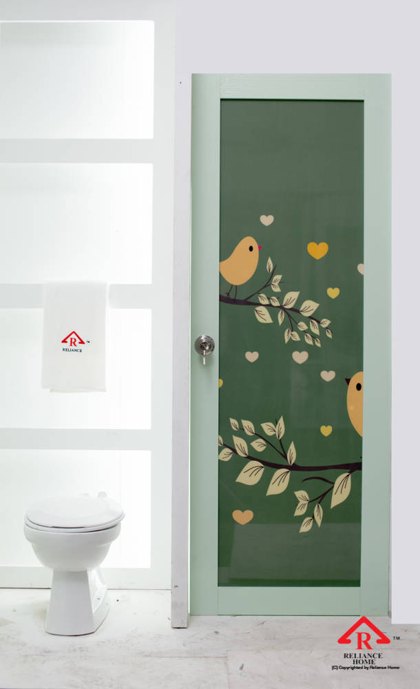 Reliance Home toilet door-103