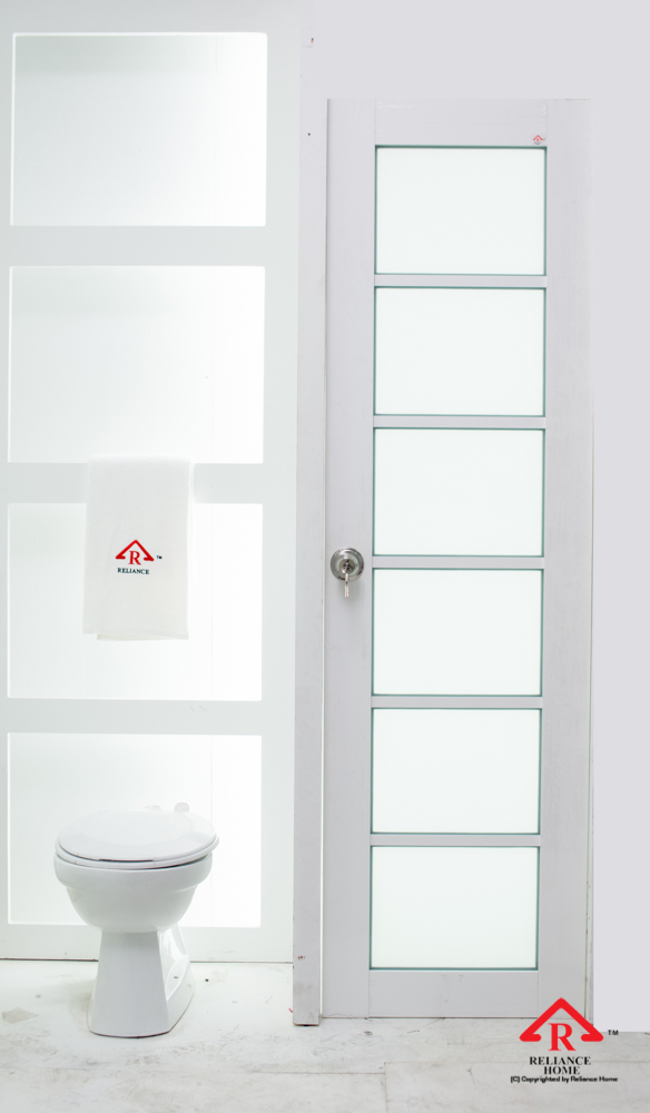 Reliance Home toilet door-105