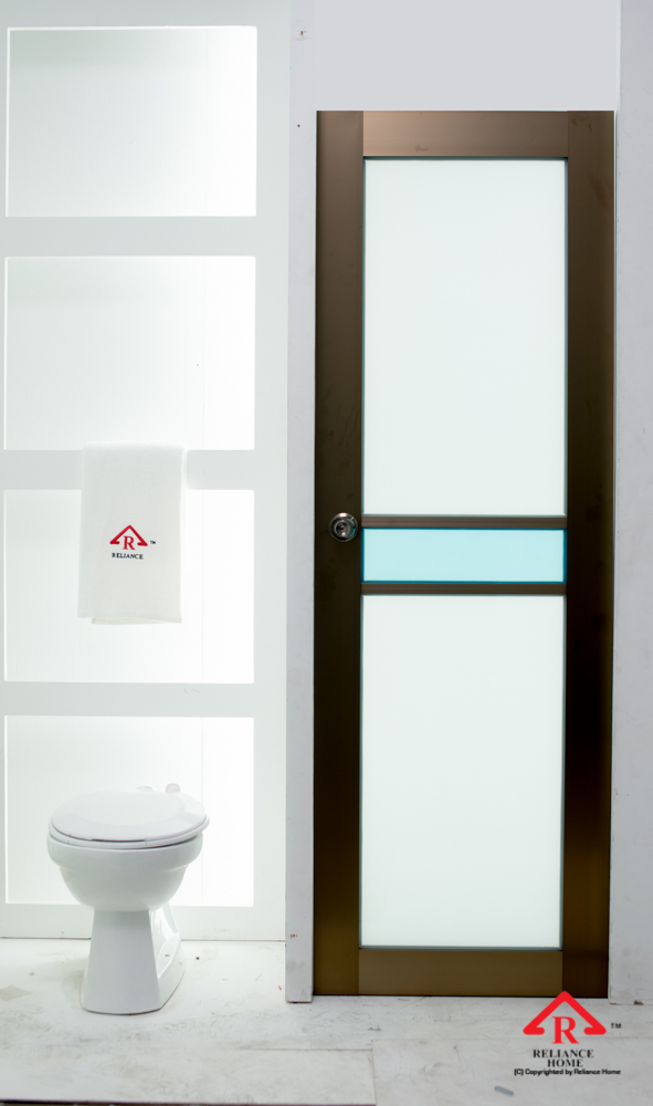 Reliance Home toilet door-107