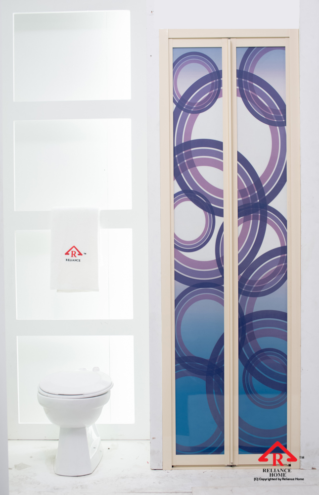 Reliance Home toilet door-123