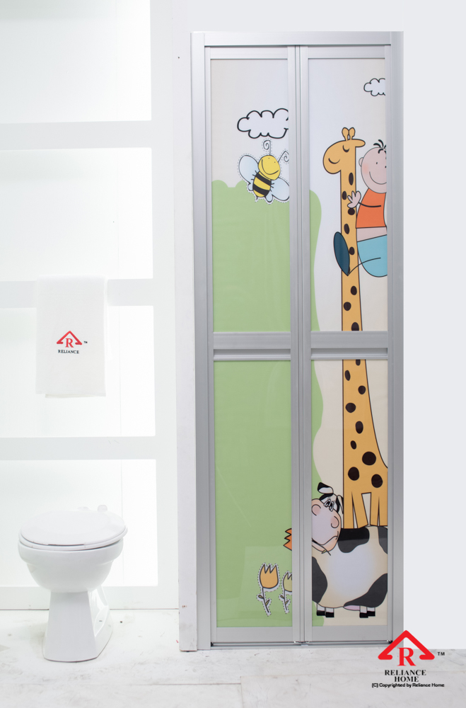 Reliance Home toilet door-126