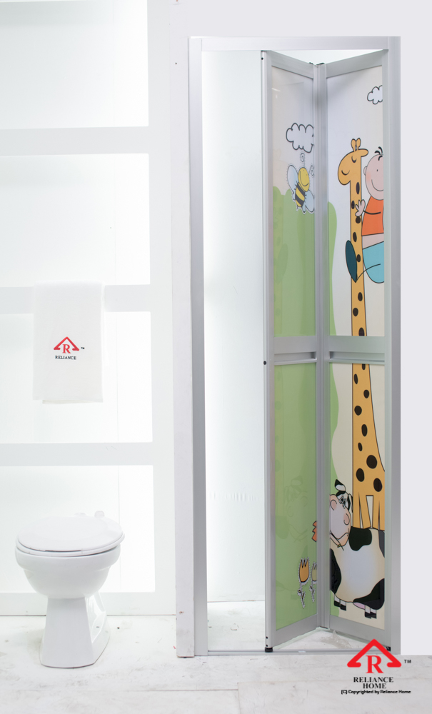 Reliance Home toilet door-127