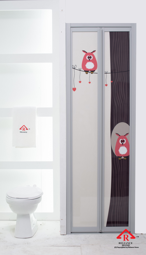 Reliance Home toilet door-131