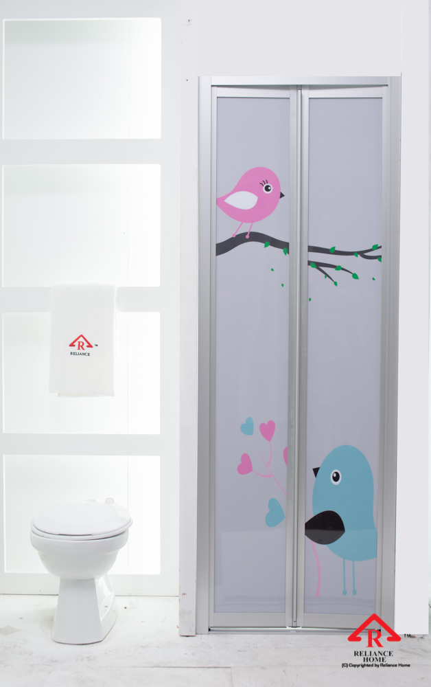 Reliance Home toilet door-132