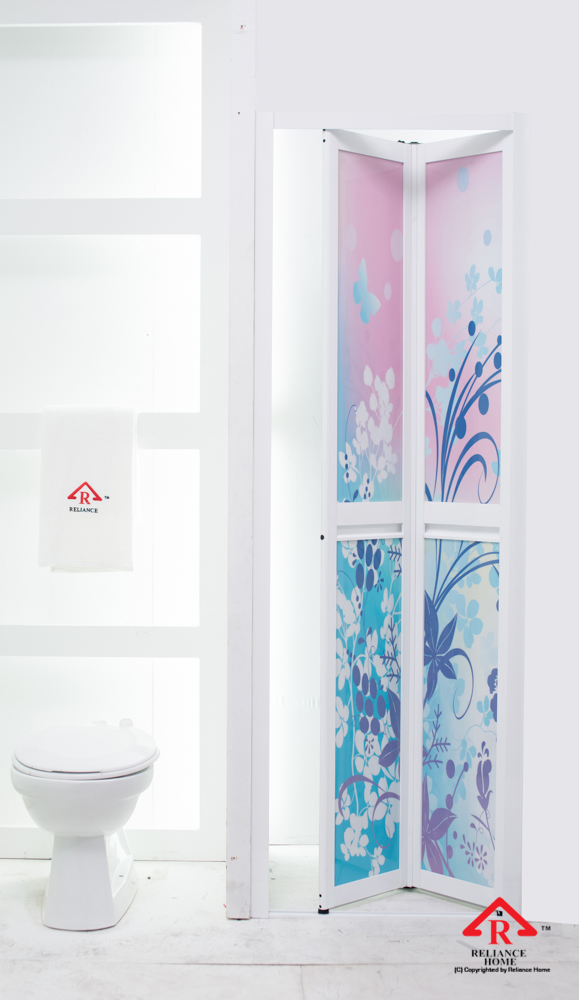 Reliance Home toilet door-136