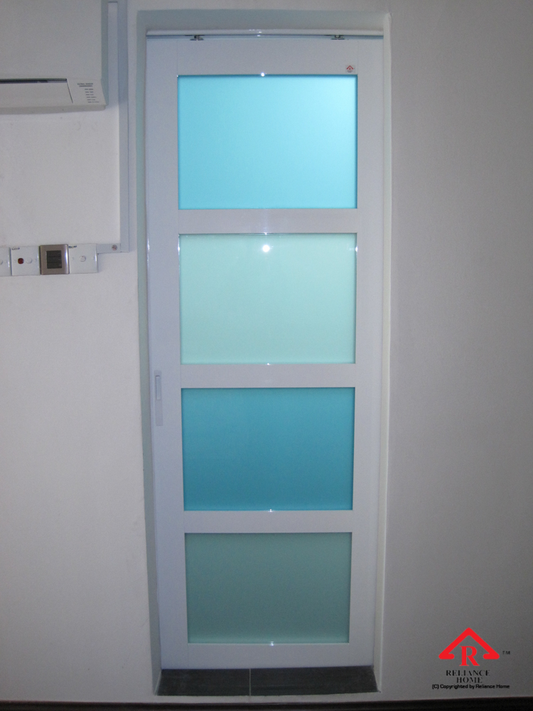 Reliance Home toilet door-4