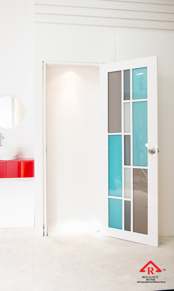 Reliance Home toilet door-85
