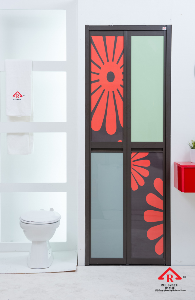 Reliance Home toilet door-98