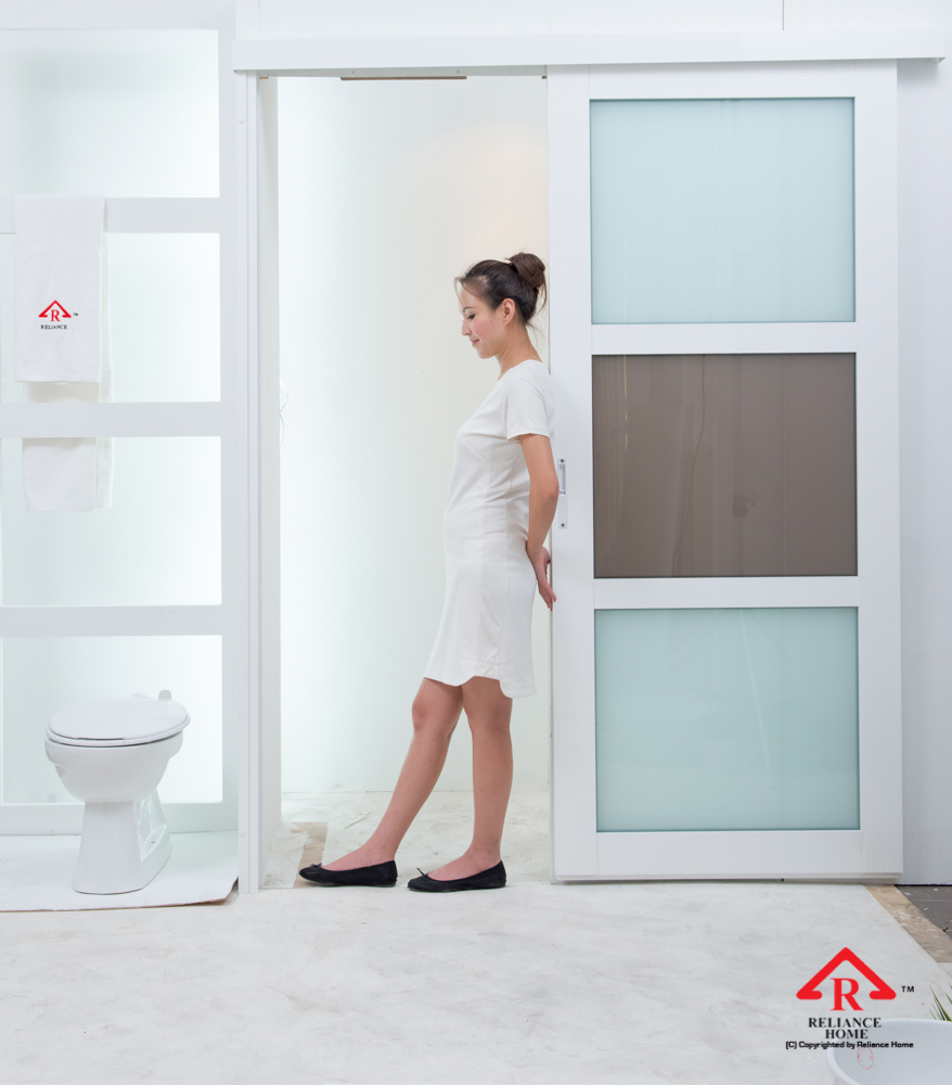 Reliance Home toilet door-99